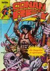 Cover for Conan Rey (Planeta DeAgostini, 1984 series) #22