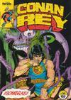 Cover for Conan Rey (Planeta DeAgostini, 1984 series) #24