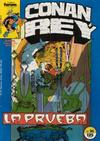 Cover for Conan Rey (Planeta DeAgostini, 1984 series) #26