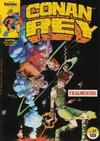 Cover for Conan Rey (Planeta DeAgostini, 1984 series) #27
