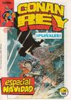 Cover for Conan Rey (Planeta DeAgostini, 1984 series) #28