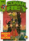 Cover for Conan Rey (Planeta DeAgostini, 1984 series) #30