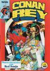 Cover for Conan Rey (Planeta DeAgostini, 1984 series) #31