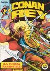 Cover for Conan Rey (Planeta DeAgostini, 1984 series) #37