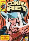Cover for Conan Rey (Planeta DeAgostini, 1984 series) #39
