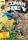 Cover for Conan Rey (Planeta DeAgostini, 1984 series) #40