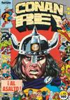 Cover for Conan Rey (Planeta DeAgostini, 1984 series) #42