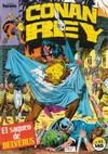 Cover for Conan Rey (Planeta DeAgostini, 1984 series) #43