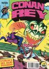 Cover for Conan Rey (Planeta DeAgostini, 1984 series) #47