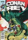 Cover for Conan Rey (Planeta DeAgostini, 1984 series) #50