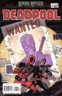 Cover Thumbnail for Deadpool (Marvel, 2008 series) #7