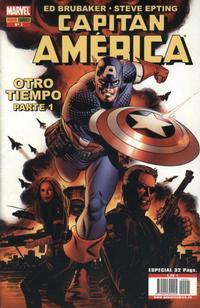 Cover Thumbnail for Capitán América (Panini España, 2005 series) #1