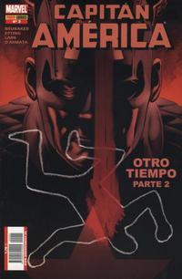 Cover Thumbnail for Capitán América (Panini España, 2005 series) #2