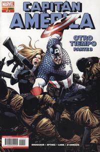 Cover Thumbnail for Capitán América (Panini España, 2005 series) #3