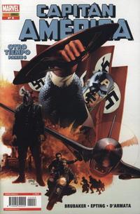 Cover Thumbnail for Capitán América (Panini España, 2005 series) #6