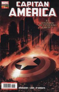 Cover Thumbnail for Capitán América (Panini España, 2005 series) #8