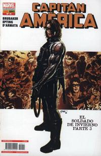Cover Thumbnail for Capitán América (Panini España, 2005 series) #11