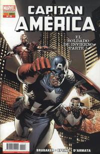 Cover Thumbnail for Capitán América (Panini España, 2005 series) #13