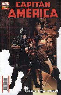 Cover Thumbnail for Capitán América (Panini España, 2005 series) #17