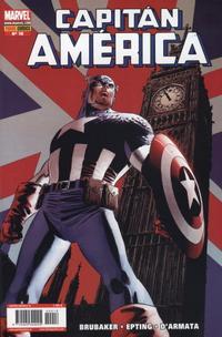 Cover Thumbnail for Capitán América (Panini España, 2005 series) #18