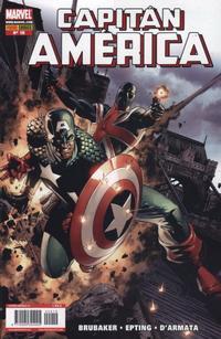 Cover Thumbnail for Capitán América (Panini España, 2005 series) #19
