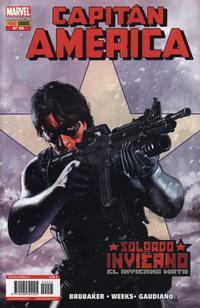 Cover Thumbnail for Capitán América (Panini España, 2005 series) #25