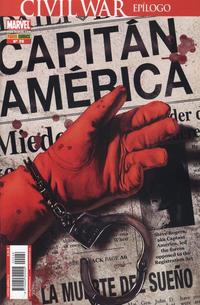 Cover Thumbnail for Capitán América (Panini España, 2005 series) #26