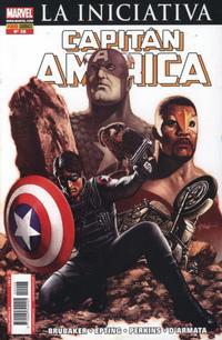 Cover Thumbnail for Capitán América (Panini España, 2005 series) #28