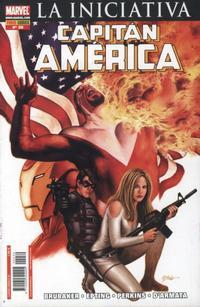 Cover Thumbnail for Capitán América (Panini España, 2005 series) #30