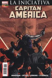 Cover Thumbnail for Capitán América (Panini España, 2005 series) #31