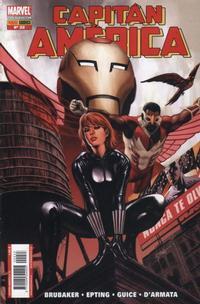 Cover Thumbnail for Capitán América (Panini España, 2005 series) #33