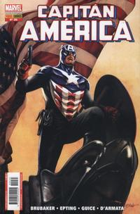 Cover Thumbnail for Capitán América (Panini España, 2005 series) #35