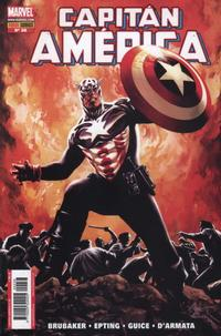 Cover Thumbnail for Capitán América (Panini España, 2005 series) #36
