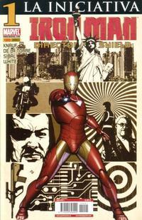 Cover Thumbnail for Iron Man (Panini España, 2008 series) #1