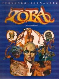 Cover Thumbnail for Zora and the Hibernauts (Catalan Communications, 1984 series)