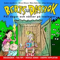 Cover Thumbnail for Berts dassbok: För dagar och nätter på toaletter (Bokförlaget Semic, 2007 series)
