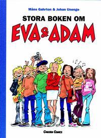Cover Thumbnail for Stora boken om Eva & Adam (Bonnier Carlsen, 2000 series)