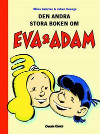 Cover Thumbnail for Den andra stora boken om Eva & Adam (Bonnier Carlsen, 2003 series)
