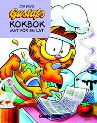 Cover Thumbnail for Gustafs kokbok : mat för en lat (Bonnier Carlsen, 2001 series)