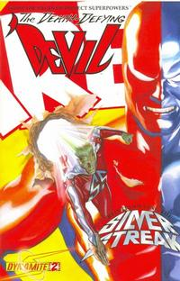 Cover Thumbnail for Death-Defying 'Devil (Dynamite Entertainment, 2008 series) #2 [Alex Ross Cover]