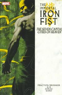 Cover Thumbnail for Immortal Iron Fist (Marvel, 2007 series) #2 - The Seven Capital Cities of Heaven