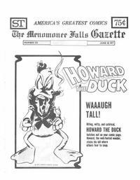 Cover Thumbnail for The Menomonee Falls Gazette (Street Enterprises, 1971 series) #228