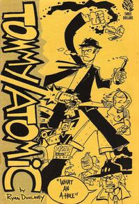 Cover Thumbnail for Tommy Atomic (Evil Twin Comics, 2008 series)