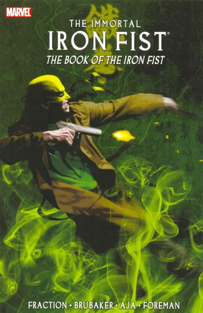 Cover for Immortal Iron Fist (Marvel, 2007 series) #3 - The Book of the Iron Fist