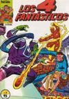 Cover for Los 4 Fantásticos (Planeta DeAgostini, 1983 series) #2
