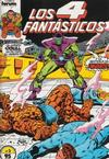 Cover for Los 4 Fantásticos (Planeta DeAgostini, 1983 series) #3