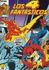 Cover for Los 4 Fantásticos (Planeta DeAgostini, 1983 series) #4