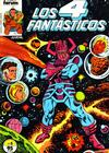 Cover for Los 4 Fantásticos (Planeta DeAgostini, 1983 series) #5