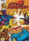Cover for Los 4 Fantásticos (Planeta DeAgostini, 1983 series) #6