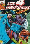 Cover for Los 4 Fantásticos (Planeta DeAgostini, 1983 series) #7